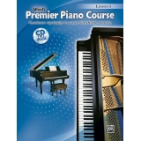 Alfred's Premier Piano Course Lesson 5 (with CD)
