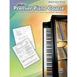 Alfred's Premier Piano Course Assignment Book Levels 1A-6