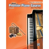 Alfred's Premier Piano Course Jazz, Rags & Blues 4