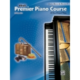 Alfred's Premier Piano Course Jazz, Rags & Blues 5