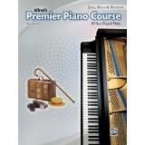 Alfred's Premier Piano Course Jazz, Rags & Blues 6
