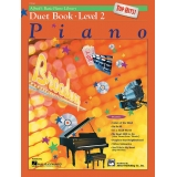 Alfred's Basic Piano Library Top Hits! Duet Book Level 2