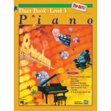 Alfred's Basic Piano Library Top Hits! Duet Book Level 3