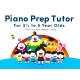 Piano Prep Tutor - For 3.5 to 5 Year Olds
