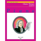 Alfred's Basic Piano Library Classic Themes Level 4