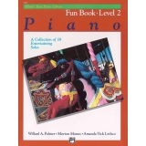 Alfred's Basic Piano Library Fun Book Level 2