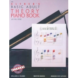 Alfred's Basic Adult Theory Piano Book Level One