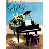 Alfred's Basic Adult Piano Course Lesson Book Level Three