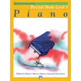 Alfred's Basic Piano Library Recital Book Level 3