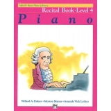 Alfred's Basic Piano Library Recital Book Level 4