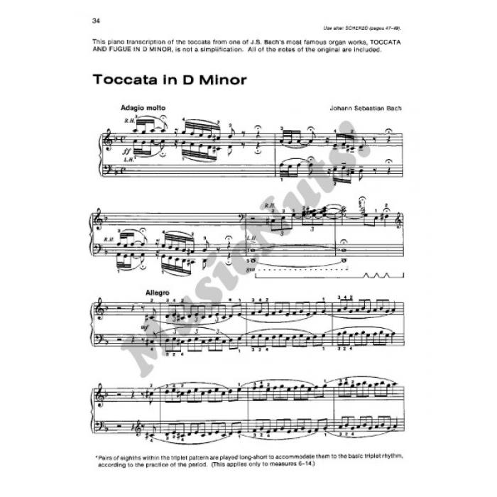 Recital Book 6 Alfred/'s Basic Piano Course