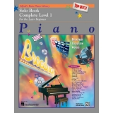 Alfred's Basic Piano Library Top Hits! Solo Book Complete Level 1 for the Later Beginner