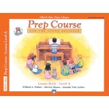Alfred's Basic Prep Course Lesson Book Level A (with CD)