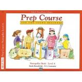 Alfred's Basic Prep Course Notespeller Book Level A