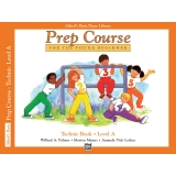 Alfred's Basic Prep Course Technic Book Level A