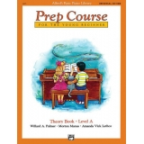 Alfred's Basic Prep Course Theory Book Level A