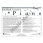 Alfred's Basic Piano Library Top Hits! Solo Book Level 1A