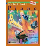 Alfred's Basic Piano Library Top Hits! Solo Book Level 2 (with CD)