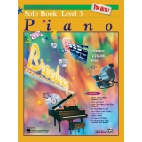 Alfred's Basic Piano Library Top Hits! Solo Book Level 3 (with CD)
