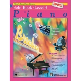 Alfred's Basic Piano Library Top Hits! Solo Book Level 4