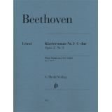 Beethoven: Klaviersonate Nr. 3 C-dur Opus 2 Nr. 3 (Piano Sonata no. 3 in C major op. 2 no. 3)