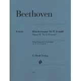 Beethoven: Klaviersonate Nr. 17 d-moll Opus 31 Nr. 2 (Sturm) (Piano Sonata no. 17 in d minor op. 31 no. 2 (Tempest))