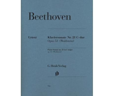 Beethoven: Klaviersonate Nr. 21 C-dur Opus 53 (Waldstein) (Piano Sonata no. 21 in C major op. 53 (Waldstein))