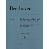 Beethoven: Klaviersonate Nr. 14 cis-moll Opus 27 Nr. 2 (Mondschein) (Piano Sonata no. 14 in c# minor op. 27 no. 2 (Moonlight))