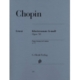 Chopin: Klaviersonate h-moll Opus 58 (Piano Sonata in b minor op. 58)