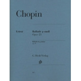 Chopin: Ballade g-moll Opus 23 (Ballade in g minor op. 23)