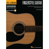 Hal Leonard Guitar Method: Fingerstyle Guitar (with Audio Access)