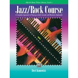 Alfred's Jazz/Rock Course Level 1