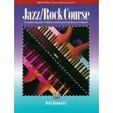 Alfred's Jazz/Rock Course Level 2