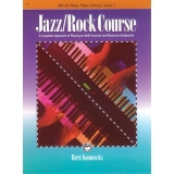 Alfred's Jazz/Rock Course Level 3
