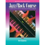 Alfred's Jazz/Rock Course Level 4