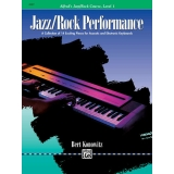 Alfred's Jazz/Rock Course Jazz/Rock Performance Level 1