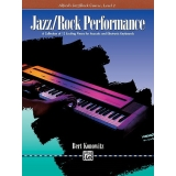Alfred's Jazz/Rock Course Jazz/Rock Performance Level 2