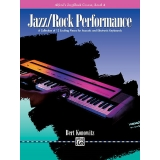 Alfred's Jazz/Rock Course Jazz/Rock Performance Level 4