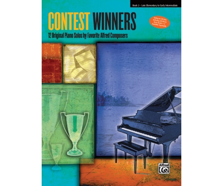 Contest Winners Book 2 (Late Elementary to Early Intermediate)