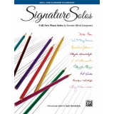 Signature Solos Book 1 (Early Elementary to Elementary)