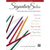 Signature Solos Book 2 (Elementary to Late Elementary)