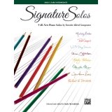 Signature Solos Book 3 (Early Intermediate)