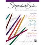 Signature Solos Book 4 (Intermediate)