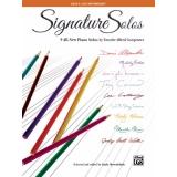 Signature Solos Book 5 (Late Intermediate)