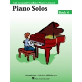 Hal Leonard Student Piano Library Piano Solos Book 4