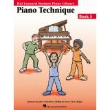 Hal Leonard Student Piano Library Piano Technique Book 5