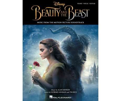 Beauty and the Beast - Music from the Motion Picture Soundtrack (Piano/Vocal/Guitar)