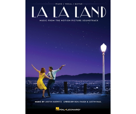 La La Land - Music from the Motion Picture Soundtrack (Piano/Vocal/Guitar)