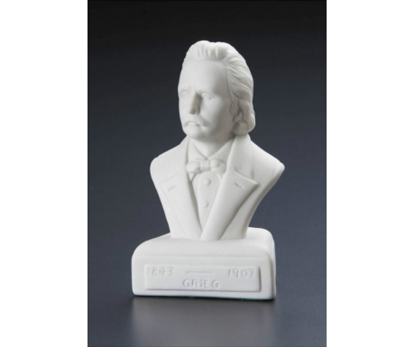 Composer Statuette - Grieg