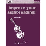 Improve Your Sight-Reading! Cello Grades 4-5